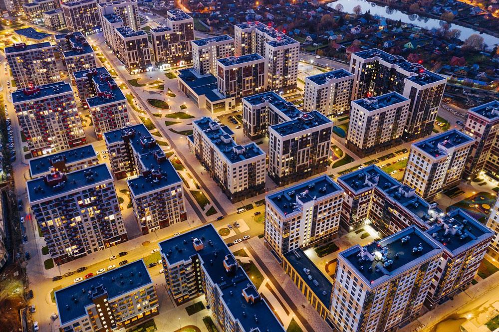 ЖК Испанские кварталы в Новой Москве