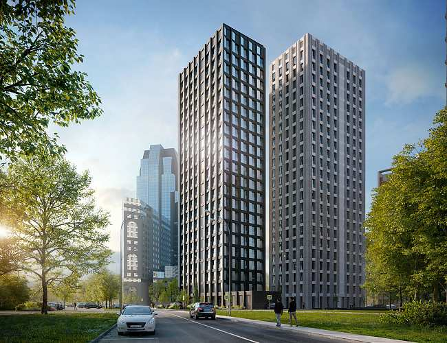 ЖК DIALOG - жилой комплекс от застройщика на сайте Metrium